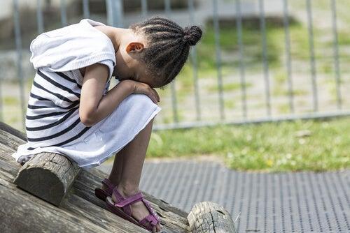 umutsuz çocuk