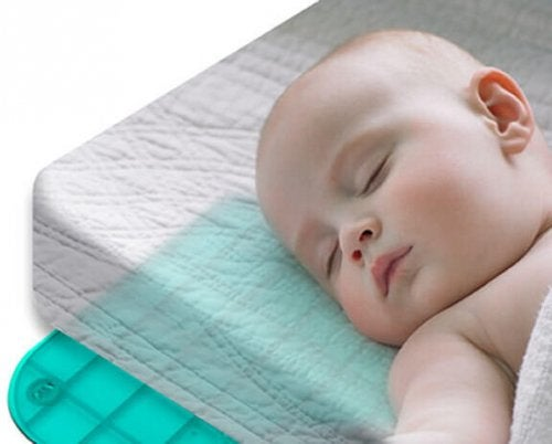 uyuyan bebeğin yüzü
