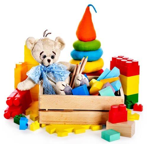 Çocuğun Yaşına Göre En İyi Oyuncaklar Nasıl Seçilir