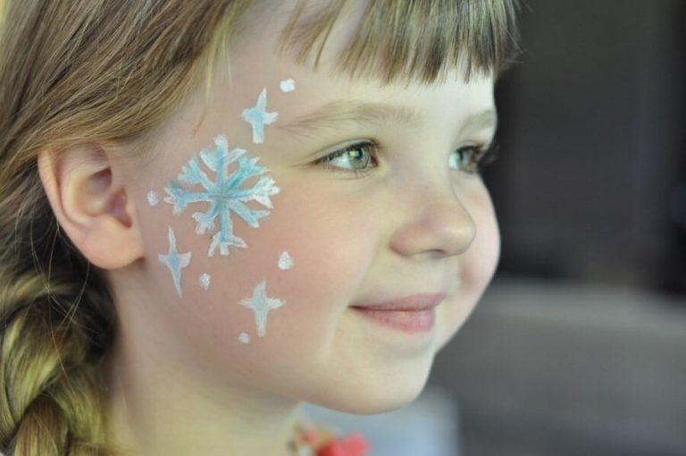Cadılar Bayramında çocuklar Için Yüz Boyama önerileri Ben Anneyim