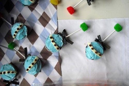 mavi lolipoplar