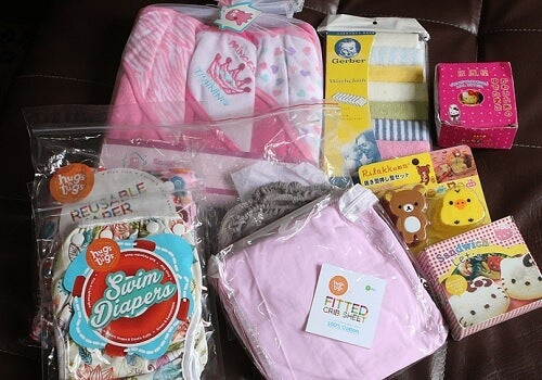 bebek için gerekli eşyalar