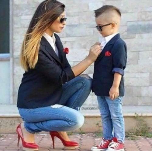 Anne Çocuk Hazırlanıyor