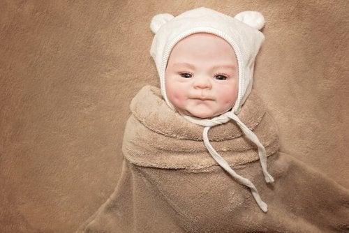 gamzeli bebek