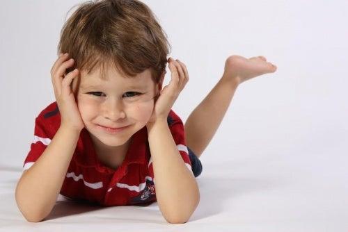 dinlemek istemeyen çocuk