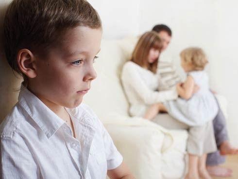 Ebeveynlerin Bir Favori Çocuğu Var Mıdır?