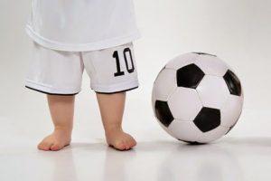 futbolcu çocuk