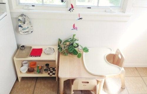Montessori Mobilya