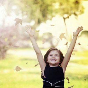 Mutlu bir Çocuk