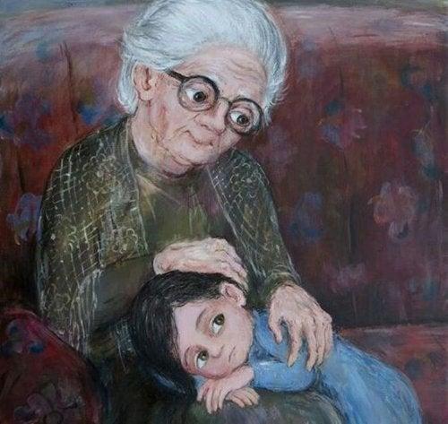 Büyükannem, Gökteki En Güzel Yıldız