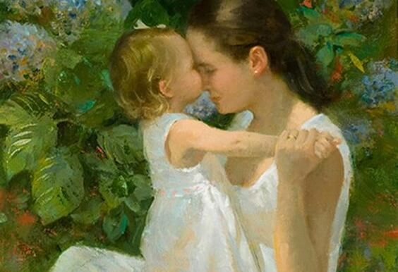 anne kızıyla kafa kafaya
