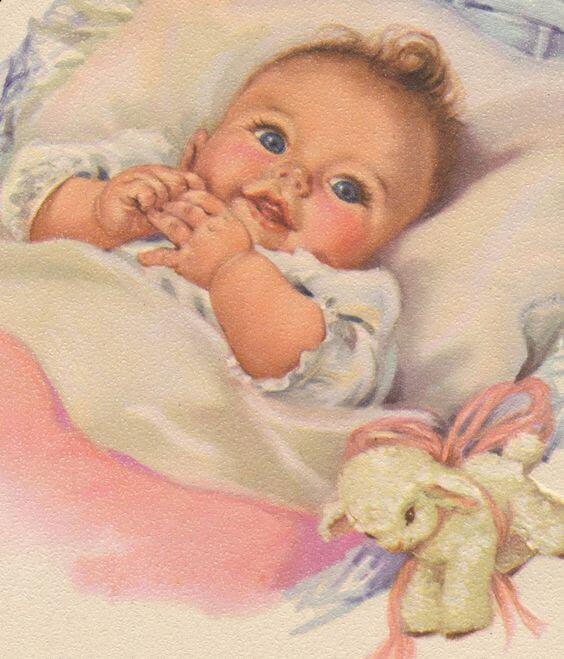 mavi gözlü bebek ve oyuncak
