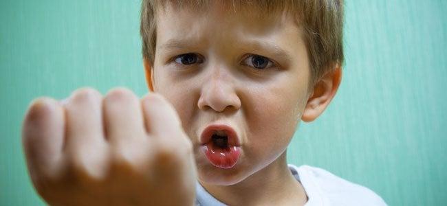 Vuran ve Isıran Çocuklara Nasıl Davranılır?