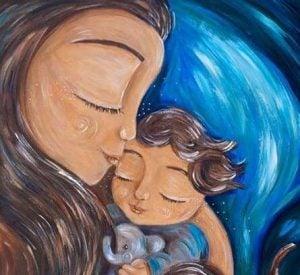 anne ve çocuk 2