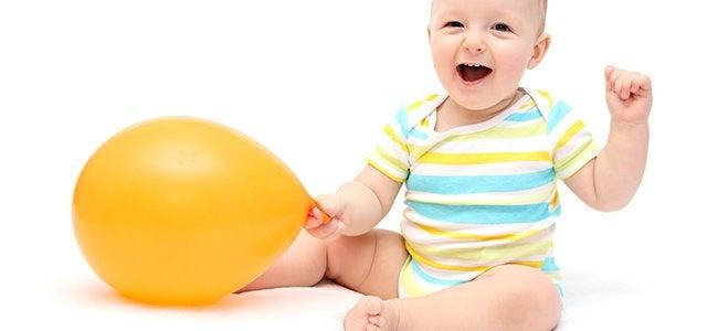 balon tutan bebek