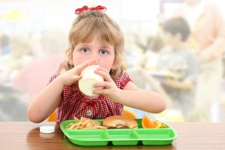 Çocuklarda Kötü Beslenmenin Sonuçları