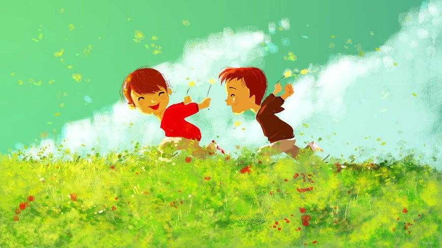 Kalıplardan uzaklaşın: Erkek çocuklarınız da sevgi dolu ve şefkatlidir