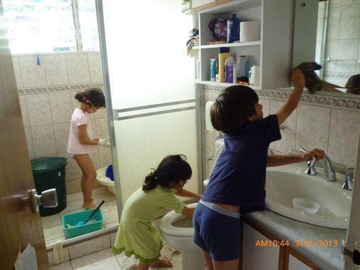 Ayrıcalıklara Karşılık Olarak Çocuklara Sorumluluklar Vermek