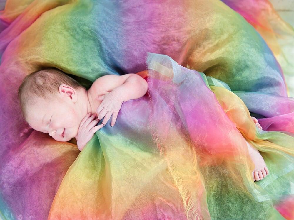 Farklı Bir Annelik Çeşidi: Kayan Yıldız Ve Gökkuşağı Bebekler