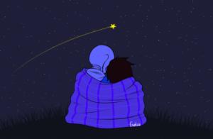 kayan yıldız