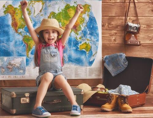 Çocukluktan itibaren seyahat etmek ve farklı kültürler tanımak çocukları nasıl etkiler?