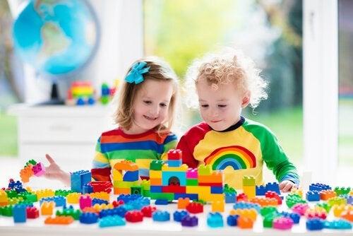 Çocuklar İçin Yapı Oyunlarının Önemi