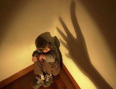 istismara uğramış çocuk