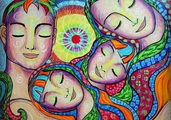 etnik aile tablosu