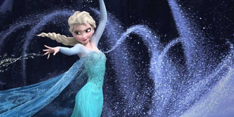 frozen animasyon filmi