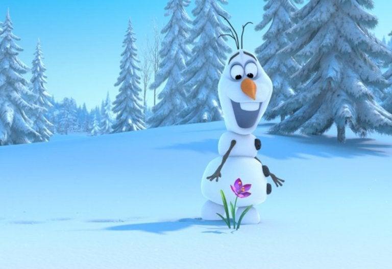 karlar ülkesi animasyon filmi karakteri