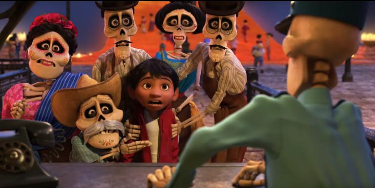 coco animasyon filmi