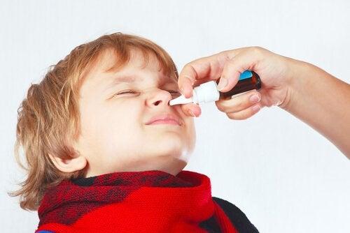 Çocuklarda Burun Tıkanıklığıyla Nasıl Başa Çıkılır?