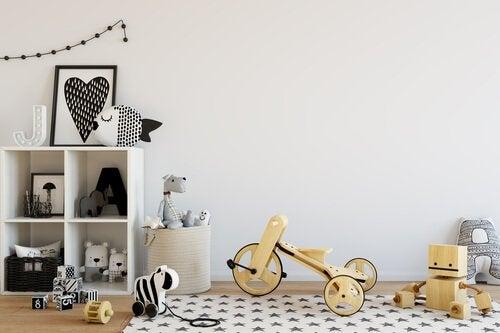 montessori dekorasyon