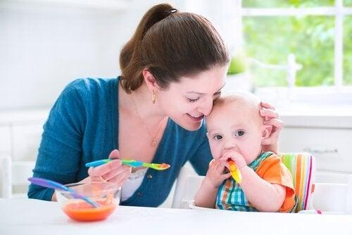 6 ila 9 Aylık Bebekler İçin İştah Açıcı Tarifler