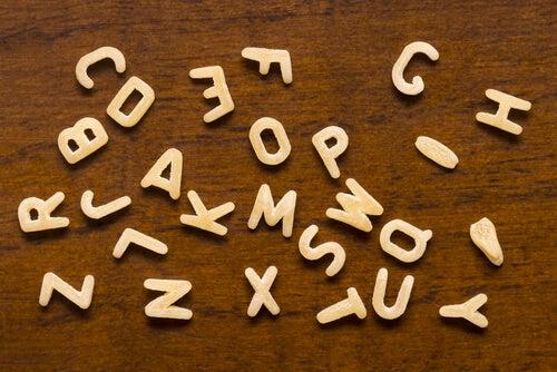 alfabe çorbası