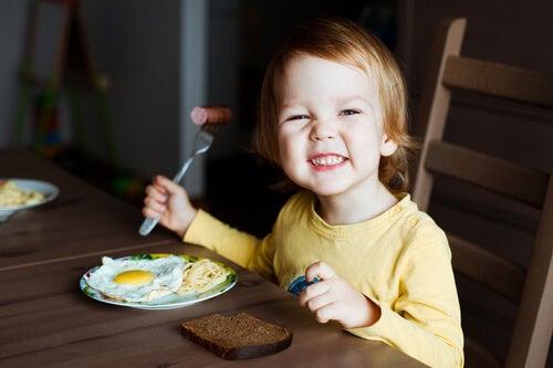 Çocukların Beyin Gelişimi İçin En İyi 6 Besin