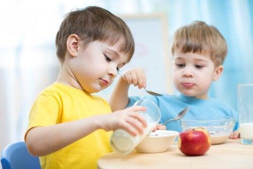 Çocukların Okuldan Sonra Yiyebilecekleri En İyi 5 Atıştırmalık