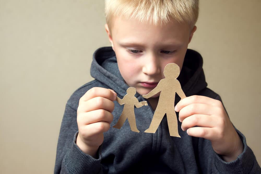 Asla Çocuğunuz Ve Eski Eşiniz Arasına Girmeyin