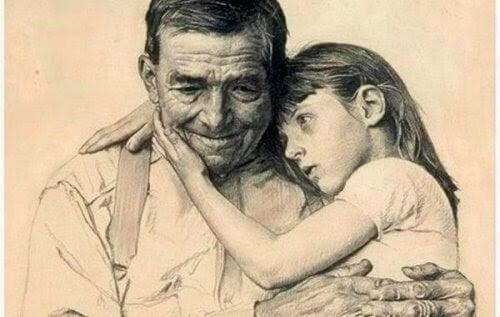 baba kız birlikte