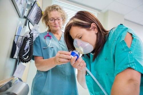 Nitrik Oksit: Doğum Sırasında Kullanılan Bir Ağrı Kesici