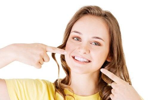 lekesiz dişler
