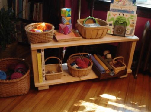 montessori metodu sınıf düzenlemesi