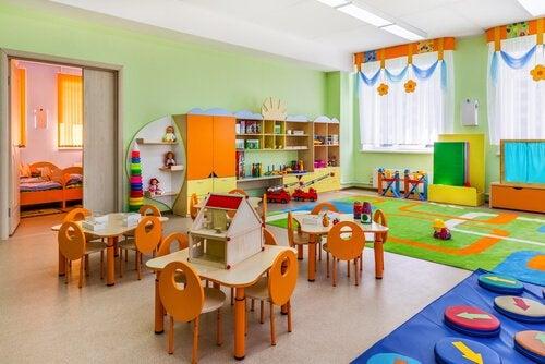 Montessori Metodunu Kullanarak Bir Sınıfı Düzenlemek