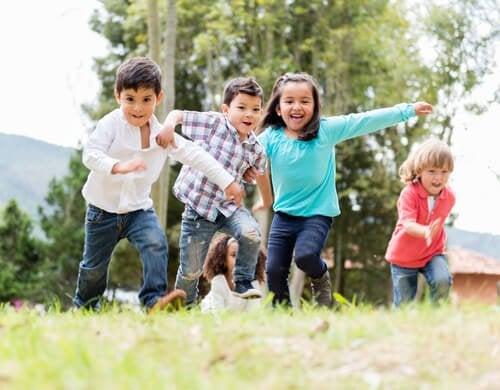 0-5 Yaş Arası Çocuklarda Motor Gelişimi