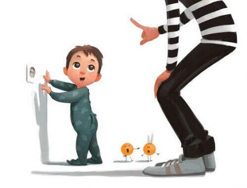 Çocukları prizlerden uzak tutmak için ipuçları