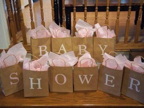 baby shower yazan kutular