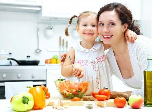 Çocuğunuzun Hayatını İyi Alışkanlıklarla Doldurun
