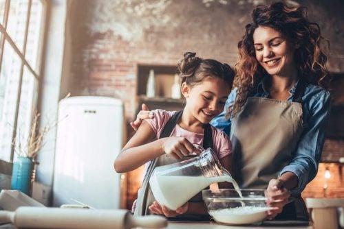 Çocuğunuzla Yapabileceğiniz 4 Lezzetli Kurabiye Tarifi