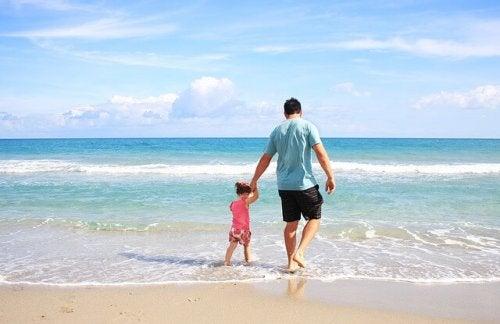 baba ve çocuk