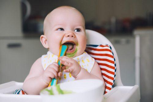 Bebekler için 7 sebze püresi